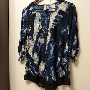 3/20$:Long Sleeve Tops/ Small Petite